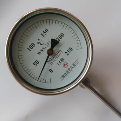 WSS-461熱套式雙金屬溫度計